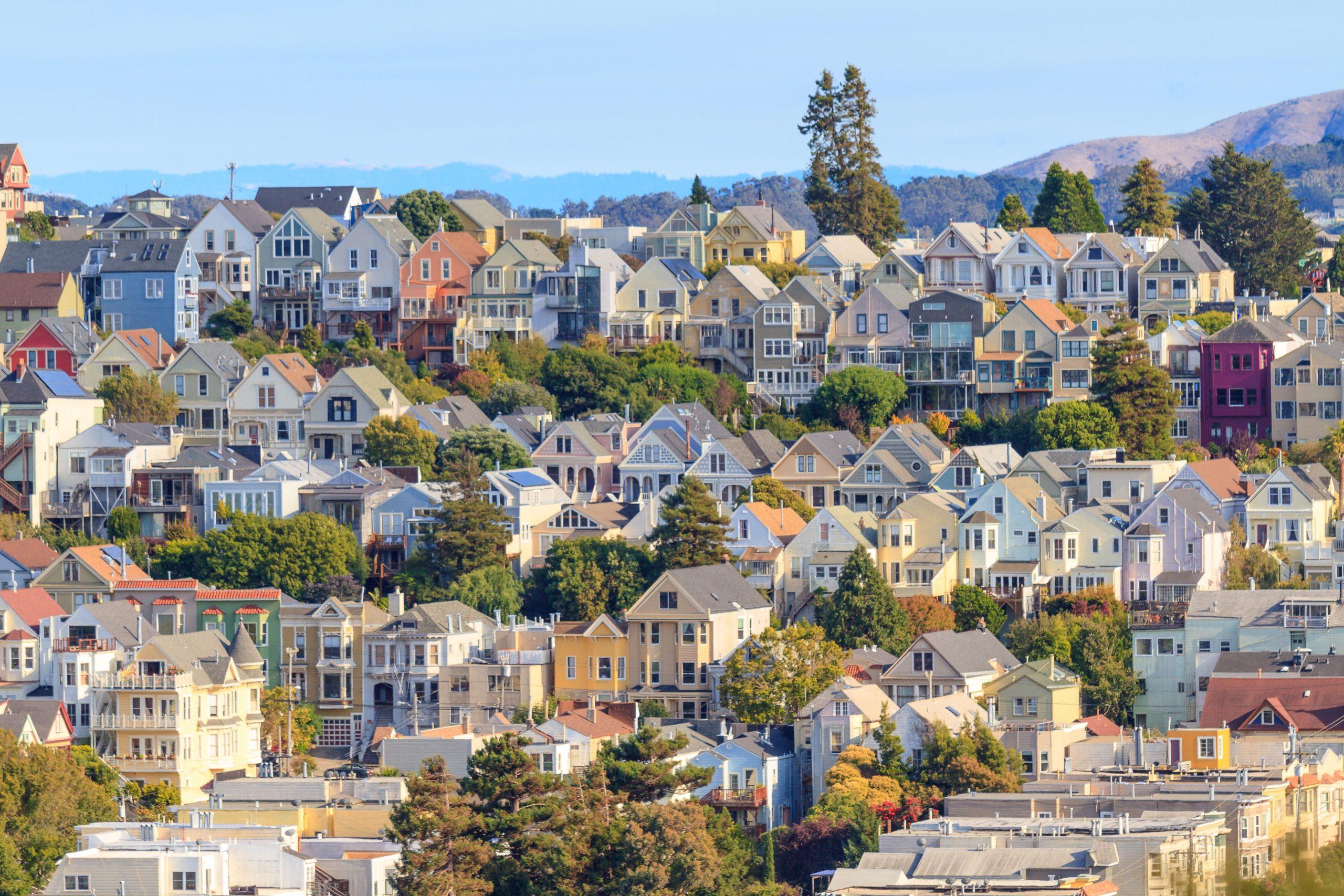 San Francisco, Los Altos, Cupertino,